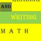 Reading and Writing Math