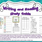 Reading and Writing Study Guide (Common Core Connection)
