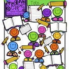Reading and Writing Tots {Creative Clips Digital Clipart}