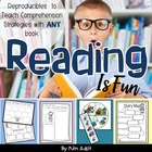 Reading is Fun! Comprehension Strategies