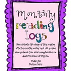 Reading logs for the whole year!