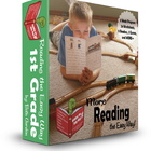 Reading the Easy Way 1st Grade {110+ page 8 week sight wor