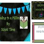 Reading to a Million with Reward Certificates