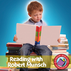 Reading with Robert Munsch