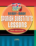 Ready-Made Spanish Substitute Lessons eBook