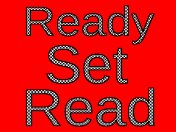 Ready Set Read- Kindergarten Shared Reading for beginning of year