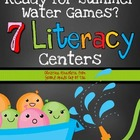 Ready for Summer Water Games? 7 Literacy Centers {Second G