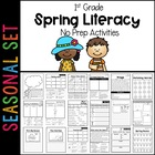 Ready to Go Spring Literacy Pack