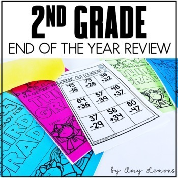 Ready to be a Big Kid!  {A Review Booklet to use before 3rd Grade}