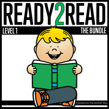 Ready2Read Level 1 (The Bundle)