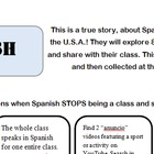 Real World Homework: Activities (French/Spanish/Other)