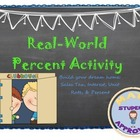 Real-World Percent Activity:Sales Tax, Percent, Interest,