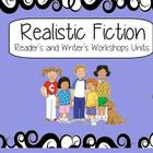 Realistic Fiction Reading AND Writing Unit Completely Inte