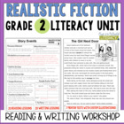 Realistic Fiction Reading & Writing Unit: Grade 2...40 Les