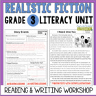 Realistic Fiction Reading & Writing Unit: Grade 3...40 Les