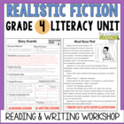 Realistic Fiction Reading & Writing Unit: Grade 4...40 Les