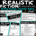 Realistic Fiction Writing Unit     Lucy Calkins Unit 4