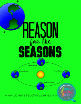 Reason for the Seasons (complete lesson)