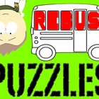 Rebus &quot;Wuzzle&quot; Puzzle Worksheet 4 - teachmehowtoALGE