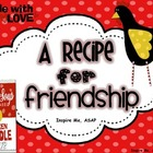 Recipe for Friendship!