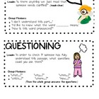 Reciprocal Teaching Cards for Guided Reading/Small Group I