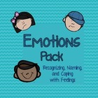 Recognizing, Naming, & Coping with Feelings - Emotions (Se