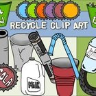 Recycle Earth Day Clip Art