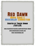 Red Dawn Movie Handout with Mockingjay Comparison