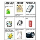 Reduce Reuse Recycle Sort