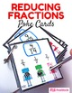 Reducing Fractions Robot Poke Game (Common Core Based)