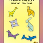 Reducing Fractions To Solve Tangram Puzzles