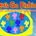 Reference Materials & Skills : Let's Go Fishin' Powerpoint