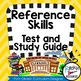 Reference Skills Test and Study Guide