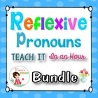 Reflexive Pronouns Bundle: Teach It in an Hour