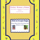 Reflexives – Spanish Learning Chant with Exercises from Ca