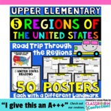 Regions of the United States: 50 Research Posters