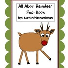 Reindeer Fact Book