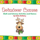 Reindeer Games Math and Language Arts
