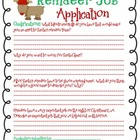 Reindeer Job Application