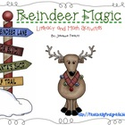 Reindeer Magic! A Literacy and Math Unit