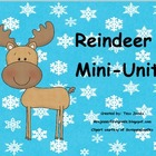 Reindeer Mini-Unit for First Grade