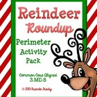 Reindeer Round Up ~ Perimeter Activity Pack~