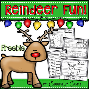 Reindeer Snacks: Holiday Recipes for the Classroom!