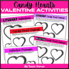 Rejected Candy Hearts Valentine's Day Activity
