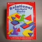 Relational Attribute Blocks Grades 1-6