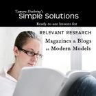 Relevant Research: Magazines and Blogs as Modern Models