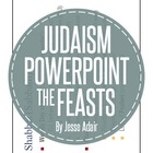 Religion: Judaism Feasts PowerPoint