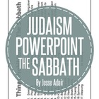 Religion: Judaism The Sabbath PowerPoint