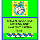 Literacy Unit:  Daylight Saving Time