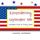 Remembering Sept. 11 SmartBoard lesson Primary Grades
